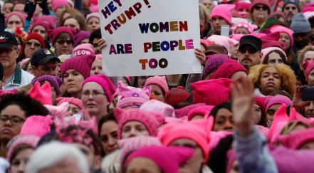 WomenPussyHats