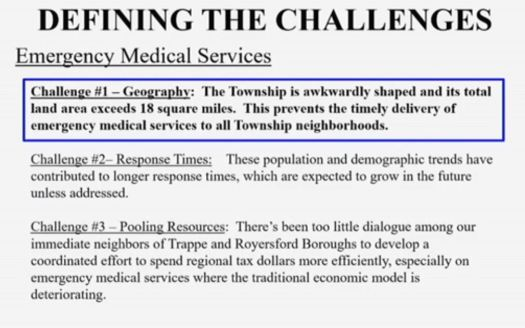 3 EMS Challenges