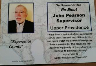 Pearson 2015 campiagn mailer